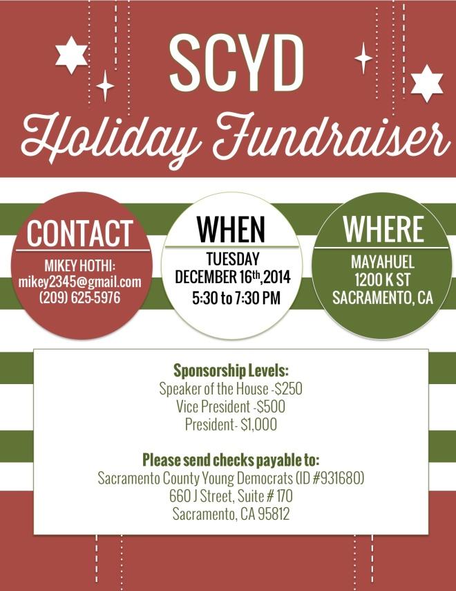 SCYD Holiday Party