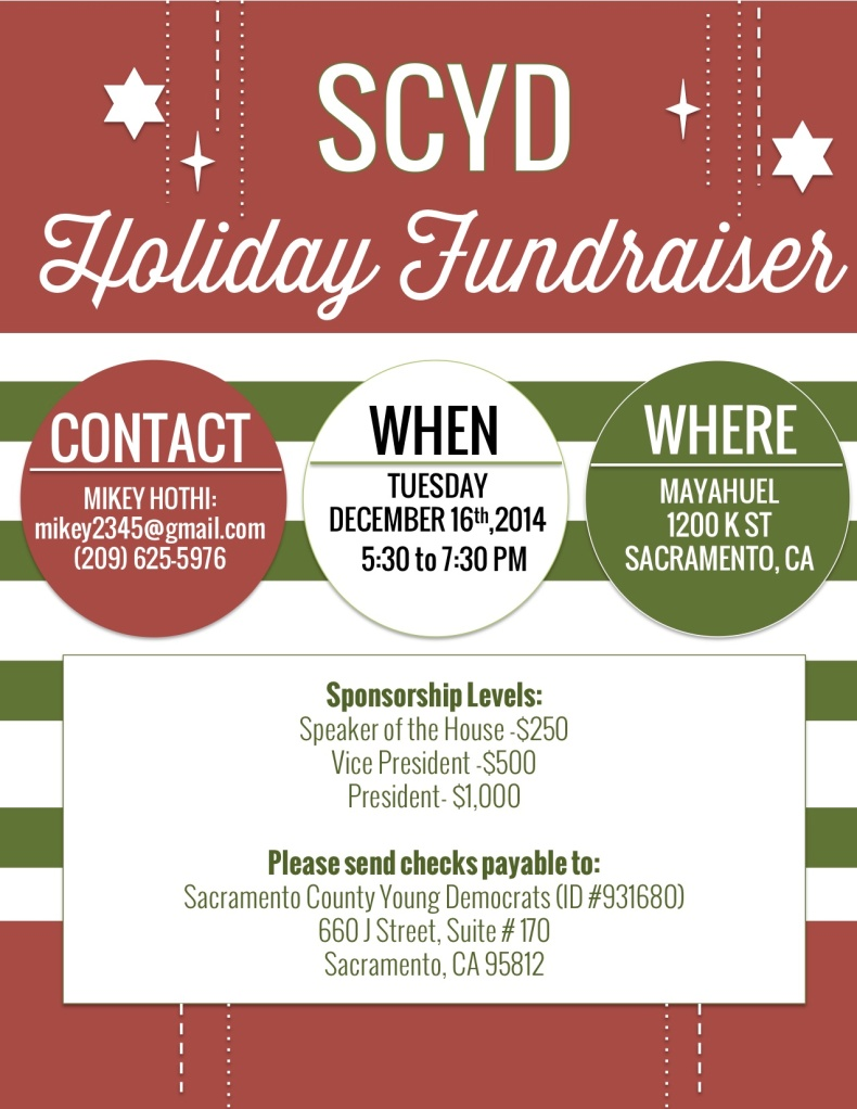 SCYD Holiday Party