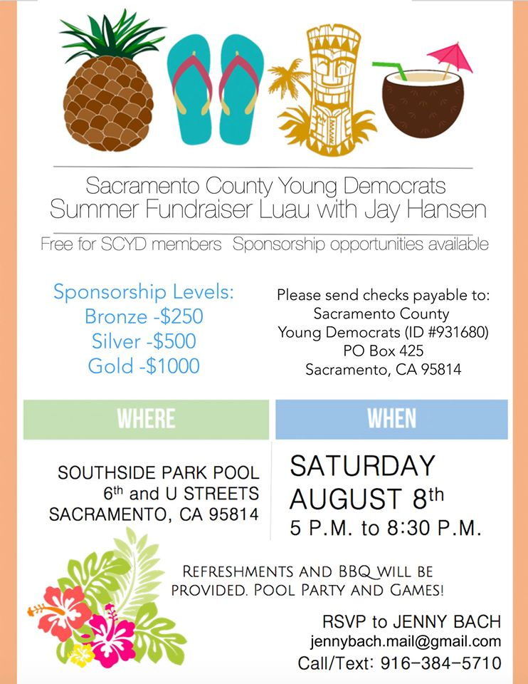 SCYD fundraiser