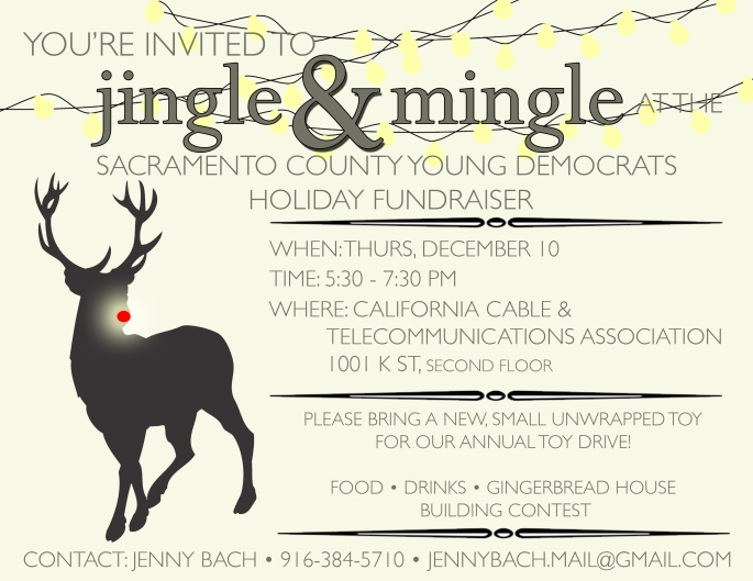 scyd december fundraiser flyer